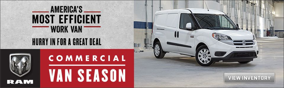 Commercial Van Season